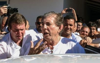 Brazil 'miracle' healer faces arrest after more than 200 women accuse him of sexual abuse