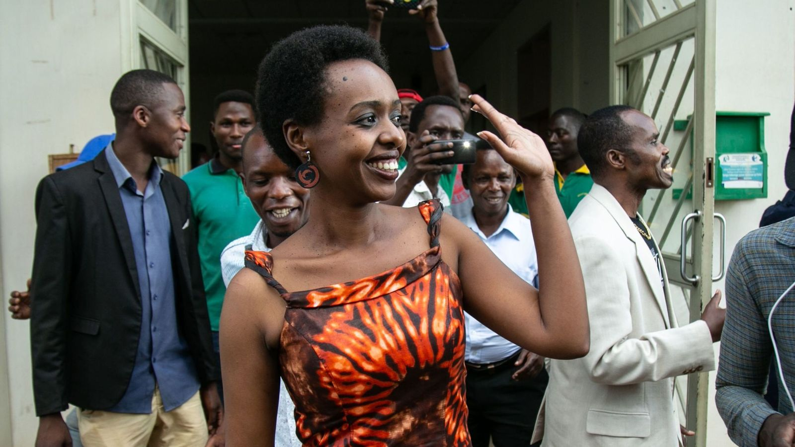 Diane Rwigara: Woman faced 22 years in jail for criticising her government