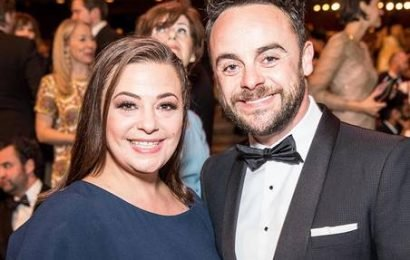 Ant McPartlin's ex-wife Lisa is to give up custody of their dog