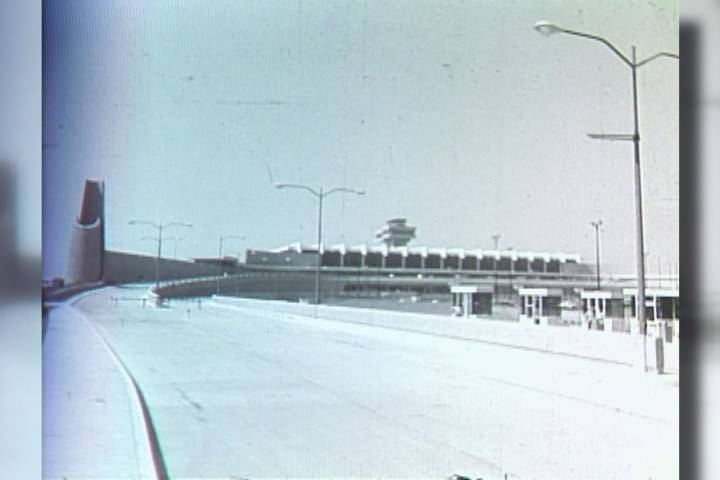 YVR's international terminal turned 50 this year. Here's how it looked new