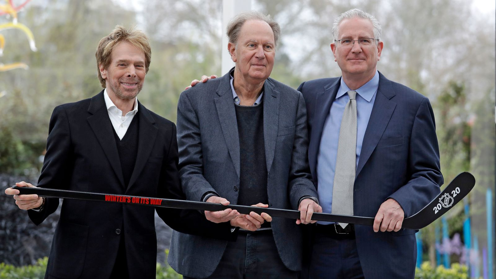 The NHL Is Coming To Seattle