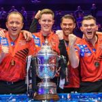Team USA beat Team Europe 11-9 to claim Mosconi Cup glory for first time since 2009