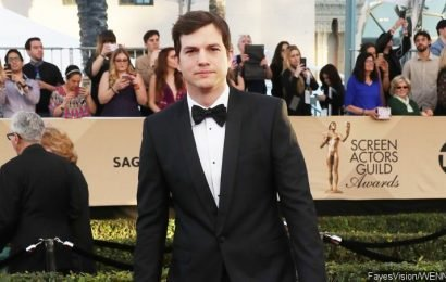 Ashton Kutcher's Twin Unveils Actor's Offer to Donate His Heart to Save Him