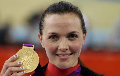 Victoria Pendleton reveals call that saved her life as she considered suicide