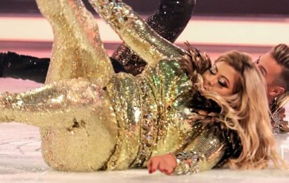 Gemma Collins thanks fans for Dancing on Ice support with hilarious video