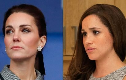 Shocking examples of vile messages posted by trolls about Meghan and Kate