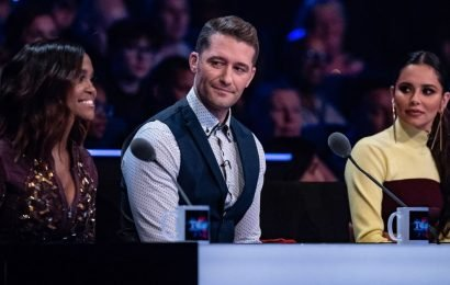 The Greatest Dancer viewers confused over judges' outfits