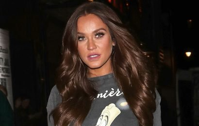 Vicky Pattison too 'fragile' to deal with inbox full of 'd**k pics' after split