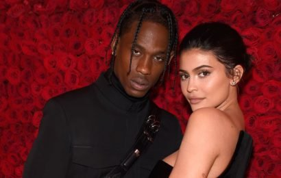 Either Kylie Jenner Married Travis Scott or She's Just Taking Spanish Lessons