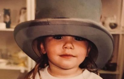 Guess Who This Top Hat Tot Turned Into!