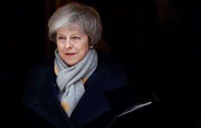 British lawmakers reject Theresa May's Brexit deal