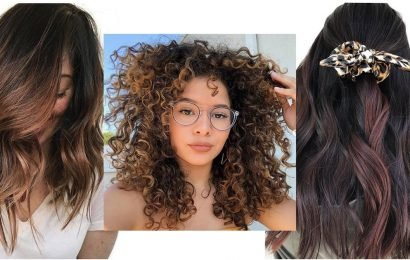 Finally Book an Appointment With Your Stylist After Seeing These 20 Brown Hair Ideas