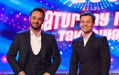 Ant and Dec's Saturday Night Takeaway cancelled as they win Best Presenter NTA