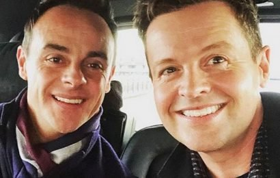 Ant McPartlin and Dec Donnelly finally reunite for Britain's Got Talent