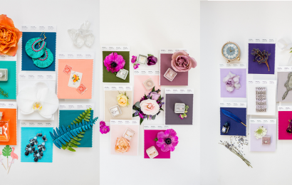 Pantone Just Announced The Wedding Colors Of 2019 & You'll Love Them All