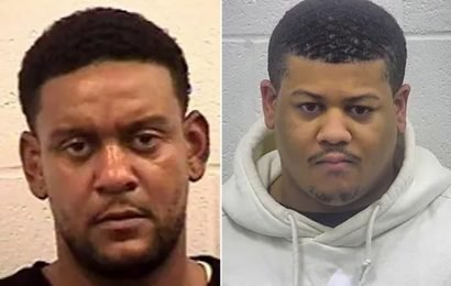 Men charged with murder in shooting of strip club worker