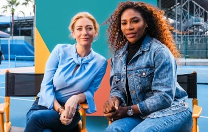 Here's Why Serena Williams Teamed Up With Bumble