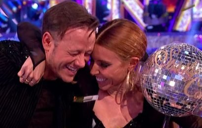 Kevin Clifton admits sad truth about Strictly Come Dancing win