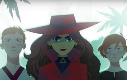 Watch The 'Carmen Sandiego' Trailer Introduce A New Side Of The Iconic '90s Character