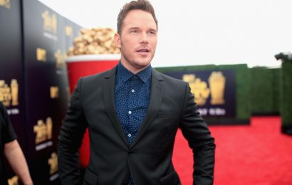 Chris Pratt's Reaction To An Old Katherine Schwarzenegger Interview Is Ridiculously Cute