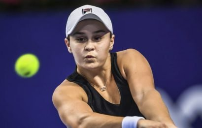 Barty prepared for 'one of the strongest' tournaments in world in Sydney