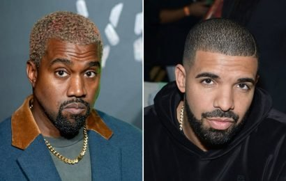 Are Kanye West & Drake Friends? Here's Where The Rappers Stand After Their Feud