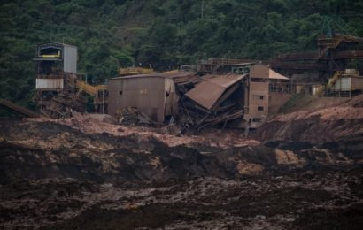 Mass evacuation ordered over fears of second dam collapse in Brazil