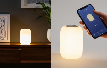 I Tried Casper's New Glow Lamps & My Bedtime Routine Will Never Be The Same
