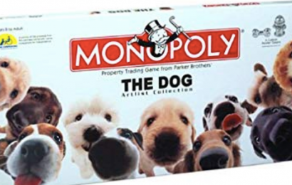 This Dog Monopoly Game Lets You Assemble The Ultimate Dog Squad As You Play