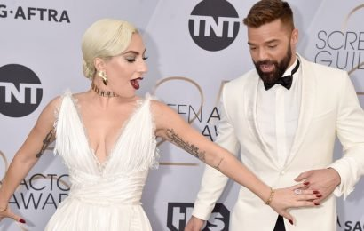 Lady Gaga and Ricky Martin Look Like the Stars of a Musical I Would 100% Watch