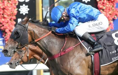 Godolphin eyes two-year-old hat-trick