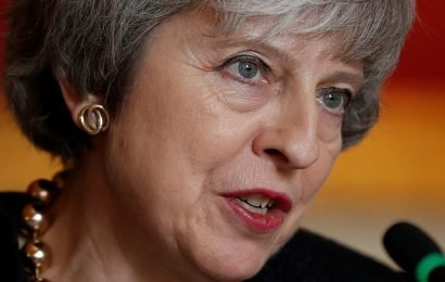Majority of Tory voters want their MPs to back Theresa May's deal