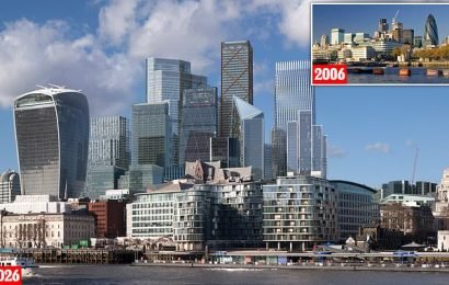 Rise of the City: How London's Square Mile will look in 2026