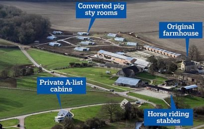 Meghan's favourite Soho Farmhouse includes PIG houses you can stay in