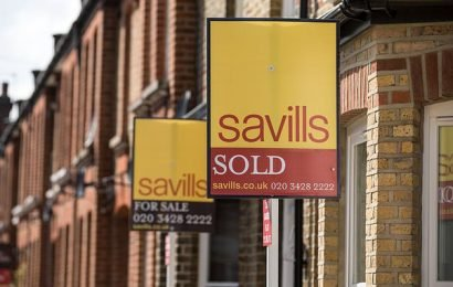 'Outlook for UK housing market is its worst in 20 years'