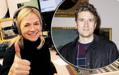 Zoe Ball's daughter tunes into Greg James' show in favour of her mum