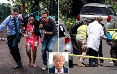 Islamist terrorists say they launched attack in Kenya because of Trump