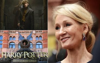 JK Rowling cashes in on Harry Potter e-book sales