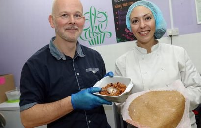 Row breaks out among pasty fans after a bakery unveils VEGAN version