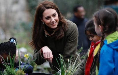 Kate Middleton's New Project Was Announced & It Has A Sweet Connection To Her Childhood