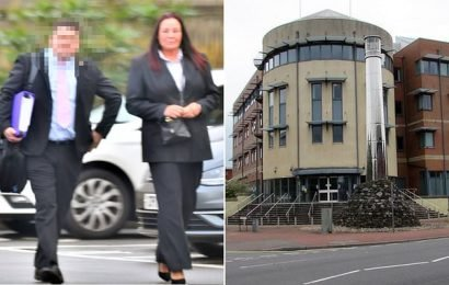 Policewoman who shared indecent meme of a baby faces sack