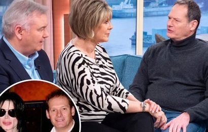 Eamonn Holmes and Ruth Langsford are SLAMMED for Mark Lester interview