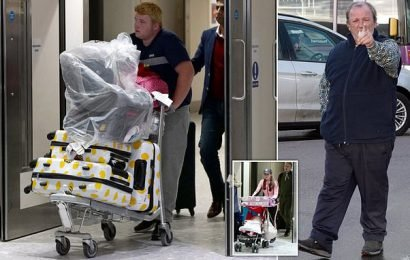 Traveller family which caused havoc in New Zealand lands in UK
