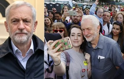 Young people losing faith in Labour leader Jeremy Corbyn over Brexit