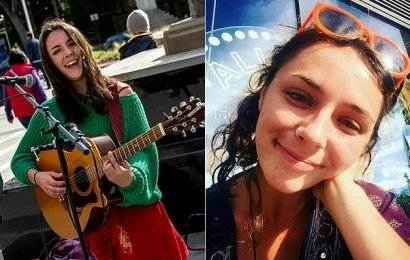 Busker, 25, invited to play at iconic New York music venue