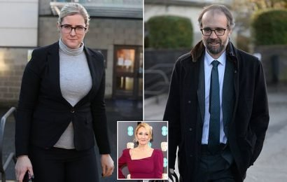 JK Rowling 'suffered financially' when PA 'took £22k from her'