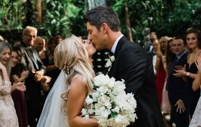 All the Details on Arie Luyendyk Jr. and Lauren Burnham's Wedding Rings