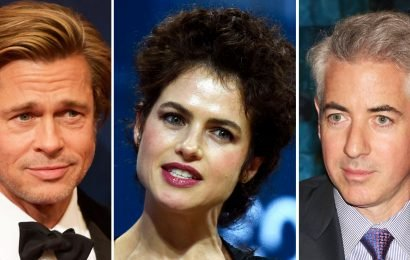 Brad Pitt's MIT Professor Crush Neri Oxman Is Married and Expecting