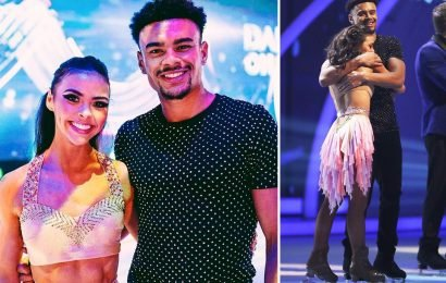 Dancing On Ice's Vanessa Bauer says she can't wait to spend more time with Wes Nelson one day after his split with Megan Barton Hanson