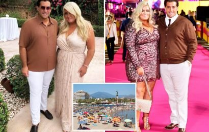 James Argent wants to marry Gemma Collins in Marbella – because it's where they had sex for the first time